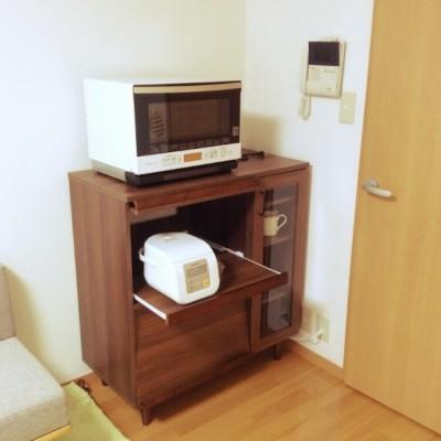 一人暮らし 炊飯器 置き場所