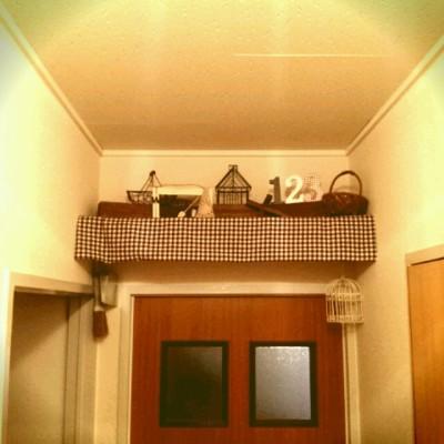 一人暮らし 部屋 狭い デッドスペース 玄関