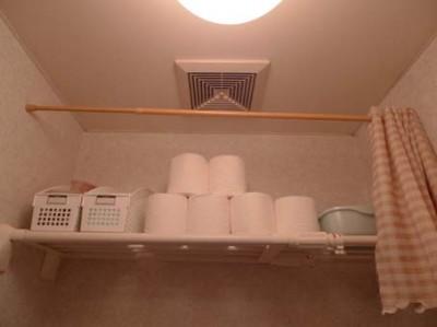 一人暮らし 部屋 狭い デッドスペース トイレ