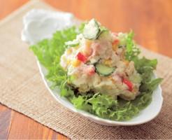 炊飯器 時短 レシピ ポテトサラダ