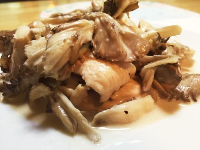 一人暮らし 料理 初心者 おすすめ 鶏むね肉のサワークリーム煮