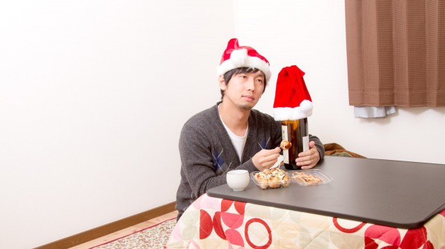 一人暮らし クリスマス 過ごし方 楽しみ方 クリぼっち